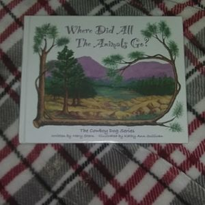 Childrens book where did all the animals go